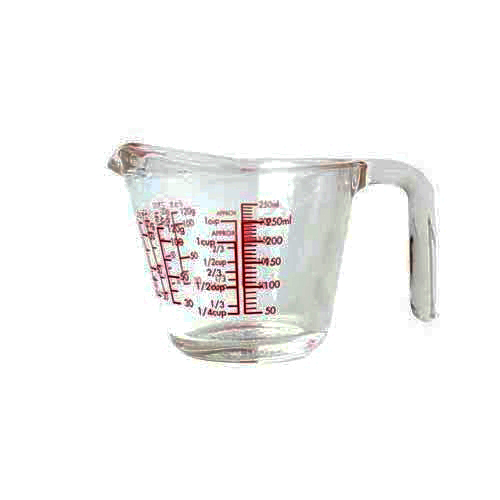 Hario Measuring Glass Jug 250ml MJP-250