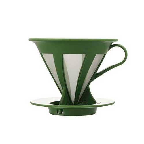 Hario Cafeor Dripper Olive Green-CFOD-02-OG
