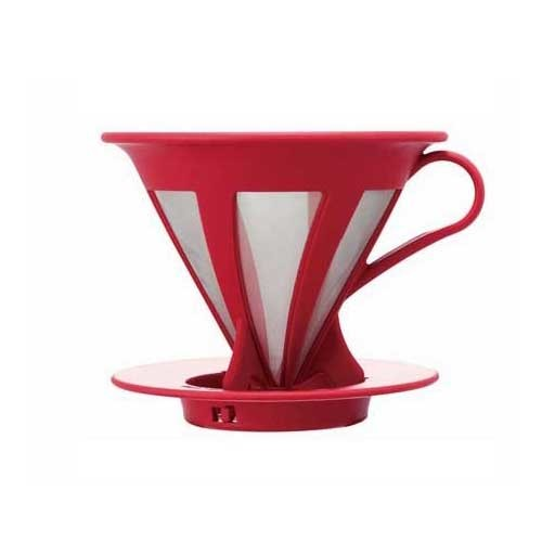 Hario Cafeor Dripper Red 02 CFOD-02R