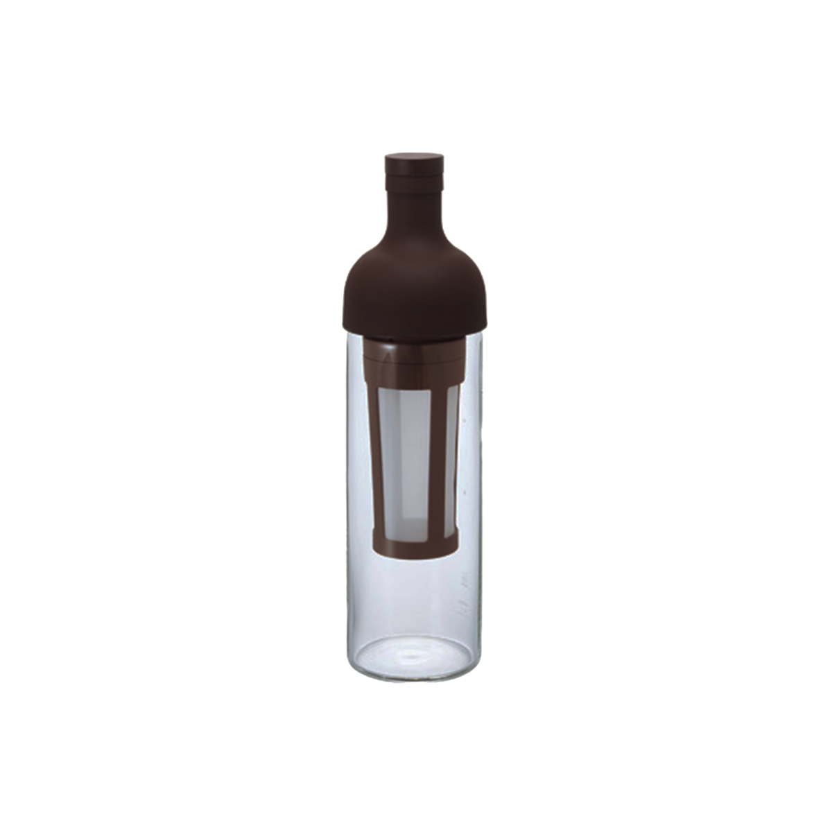Hario Cold Brew Filter in Bottle Brown FIC-70-CBR
