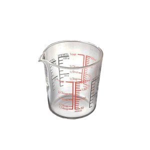 Hario Glass Measuring Beaker 200ml CMJ-200