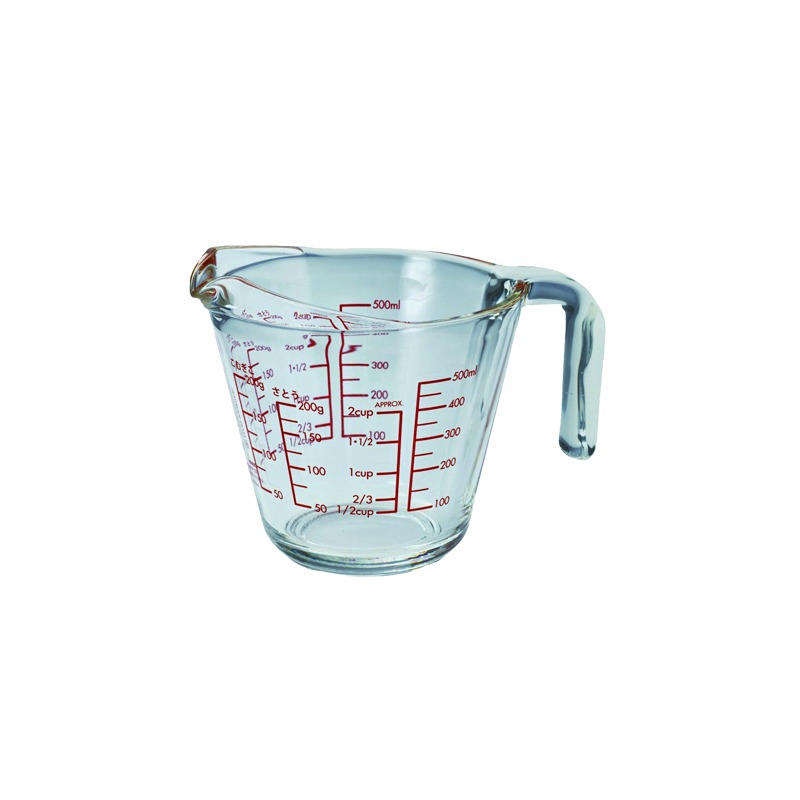 Hario Measuring Glass Jug 500ml MJP-500
