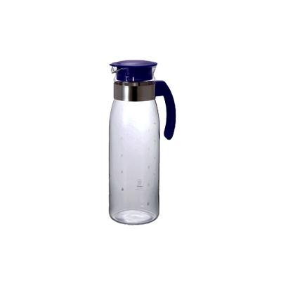 Hario Refrigerator Pot Slim B Navy-RPBN-14-NV