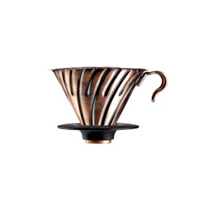 Hario V60 Metal Coffee Dripper Copper 02 VDM-02CP
