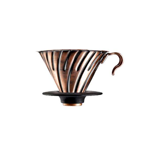 Hario V60 Metal Coffee Dripper Copper 02 VDM-02CP