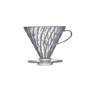 Hario V60 Plastic Coffee Dripper 03 Clear VD-03T