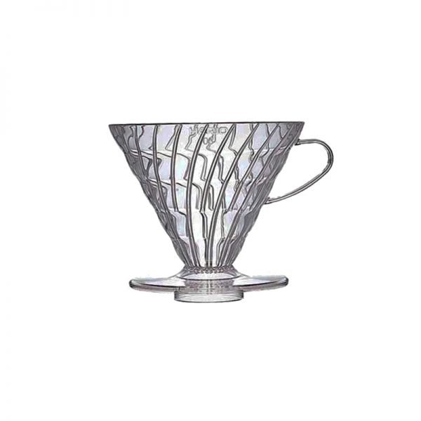 Hario V60 Plastic Coffee Dripper 03 Clear VD-03T