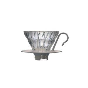 Hario V60 Glass Coffee Dripper White 01 VDG-01W
