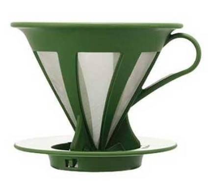 Cafeor Dripper-Olive Green