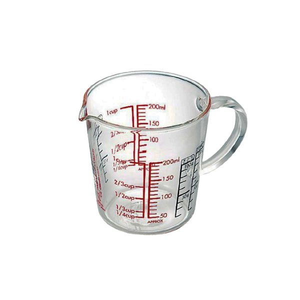 Hario Measuring Cup 200 ml CMJW-200