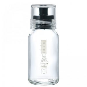 Hario Dressing Bottle Slim 120 Black DBS-120B
