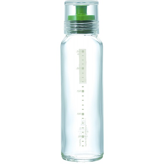 Hario Dressing Bottle Slim 240 Green DBS-240G
