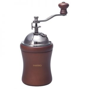 Hario Coffee Mill Hand Grinder Dome MCD-2