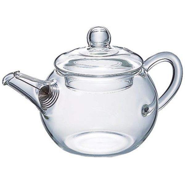 Hario Asian Teapot Round Small QSM-1