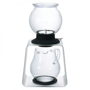 Hario Tea Dripper LARGO Set TDR-8006T