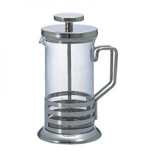 Hario Harior Bright Tea And Coffee Press 2 Cups THJ-2SV