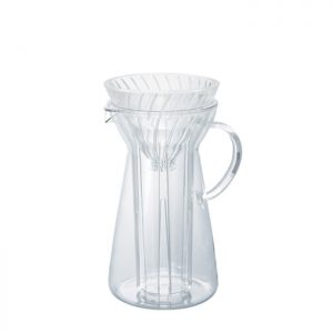 Hario V60 Glass Iced Coffee Maker 700ml VIG-02T