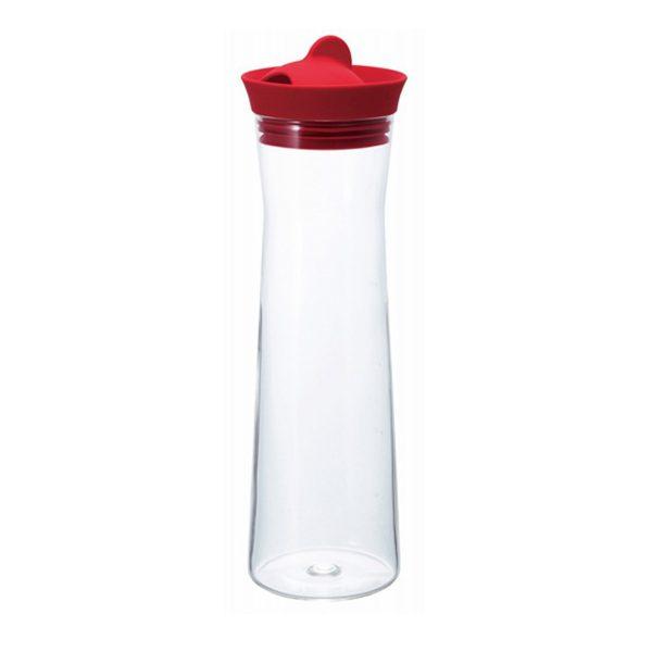 Hario Water Jug Red 1000ml WJ-10-R