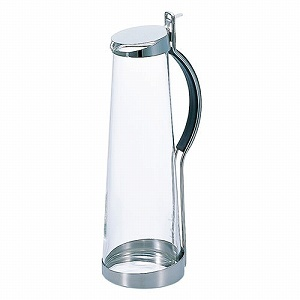 Hario Water Pitcher Line N 1000ml WPLN-1SV