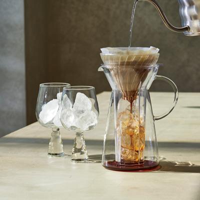 Hario-V60-Glass-Ice-Coffee-Maker