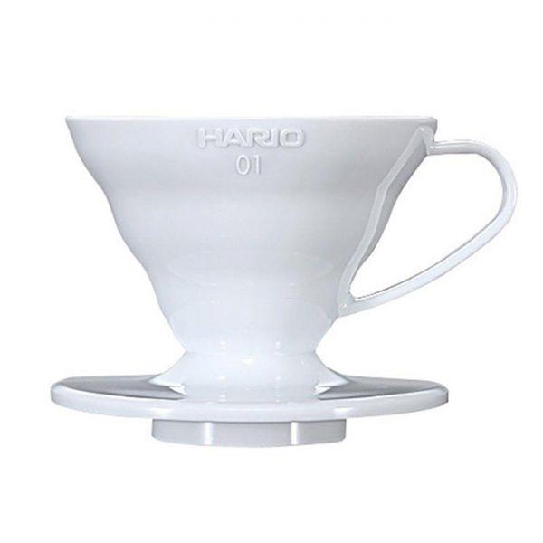 Hario V60 Dripper Ceramic 01 White VDC-01W
