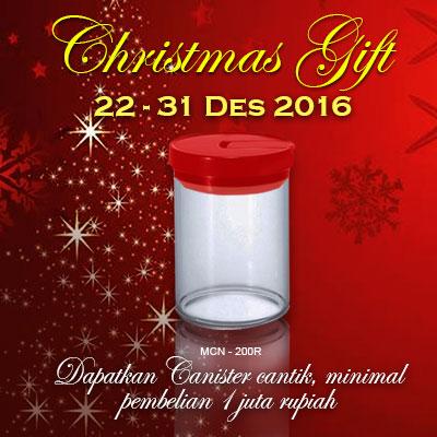 Spesial Christmas Gift Dari Hario