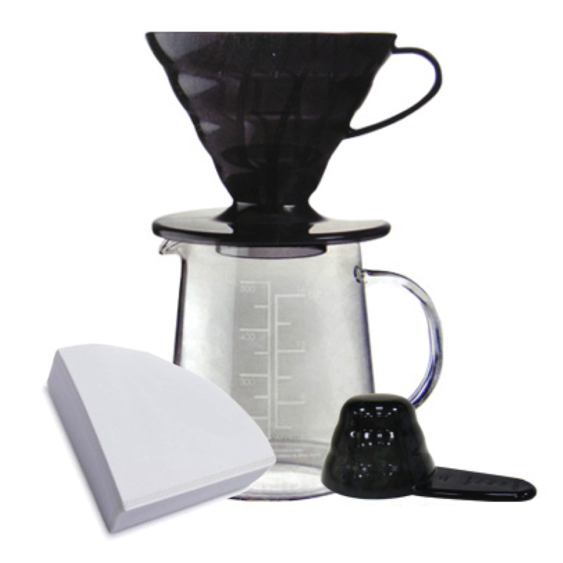 ESD Pour Over