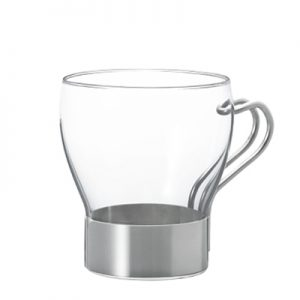 Hario Hot Cafe Glass Cup 350ml HCGN-350SV