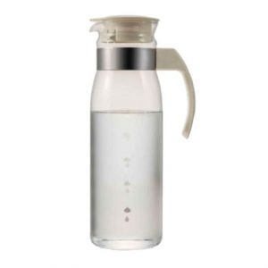 Hario Refrigerator Pot Slim White RPLN-14-OW
