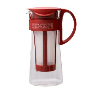 Hario Mizudashi Cold Brew Coffee Pot Red MCPN-7R