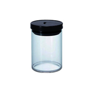 Hario Glass Canister Black 800ml MCN-200B