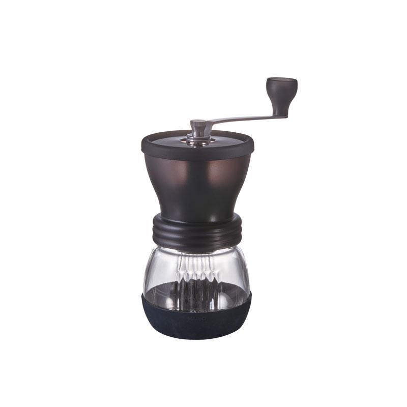 Hario Ceramic Coffee Mill Skerton Plus MSCS-2DTB