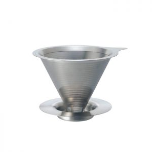 Hario Double Mesh Metal Dripper 02