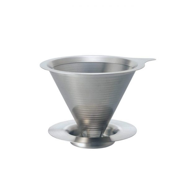 Hario Double Mesh Metal Dripper 01