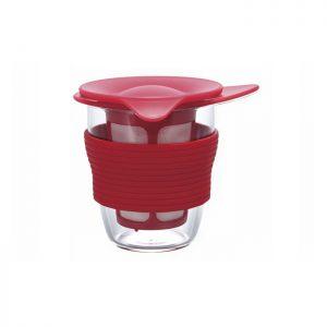 Hario Handy Tea Maker Red