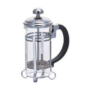 "Hario Tea And Coffee Press ""Harior Aulait"" for 2 cups"