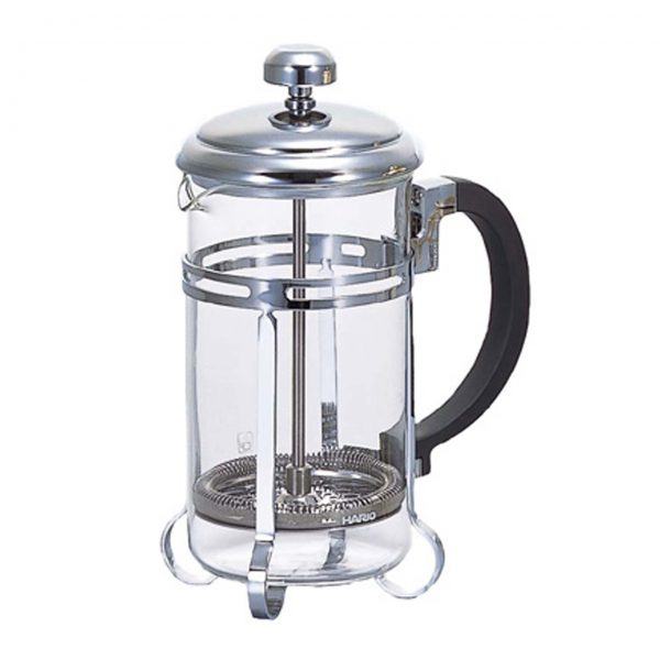 """Hario Tea And Coffee Press """"Harior Aulait"""" for 4 cups"""