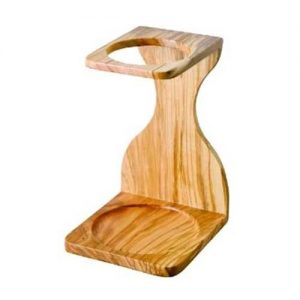 Hario V60 Coffee Dripper Single Stand Olive Wood