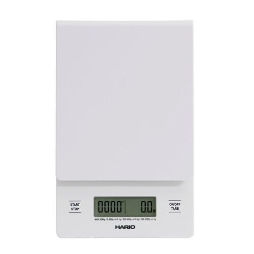 Hario V60 Drip Scales White