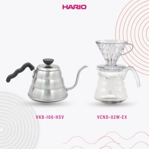 Paket Manual Brewing A (VCND-02W-EX, VKB-100HSV)