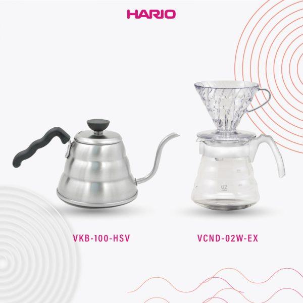 Paket Manual Brewing A (VCND-02W-EX, VKB-100HSV)