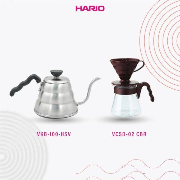Paket Manual Brewing B (VCSD-02-CBR, VKB-100HSV)