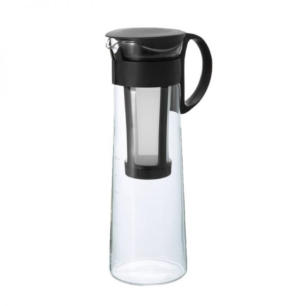 Mizudashi Coffee Pot Matte Black MCPN-14-MB-V