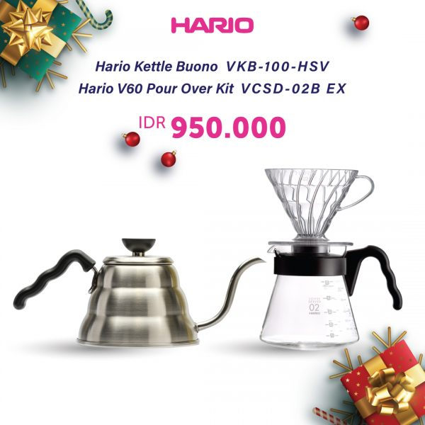 Paket Manual Brewing C (VCND-02B-EX, VKB-100HSV)