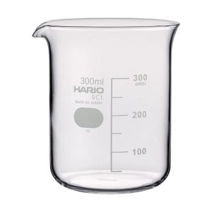 Hario SCI Glass Beaker 300ml B-300