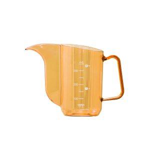 Hario Kettle Transparent Honey Yellow Air VKA-35-THY-A