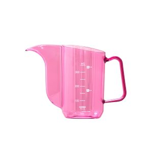Hario Kettle Transparent Punch Pink Air VKA-35-TPP-A